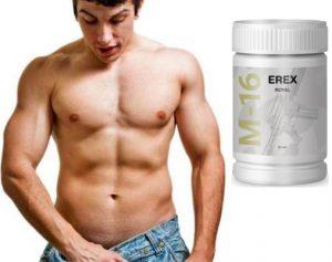 Erex M16 royalλειτουργία, συστατικα, πωσ εφαρμοζεται?