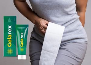 Gelarex γέλη, συστατικά, πώς να εφαρμόσετε, πώς λειτουργεί, παρενέργειες
