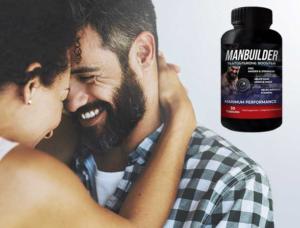 ManBuilder κάψουλες, πώς να το πάρετε, πώς λειτουργεί, παρενέργειες